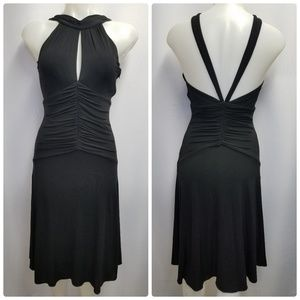 Laundry Shelli Segal NWT Black Cocktail Dress 2
